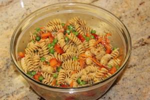 Shortcut Pasta Salad