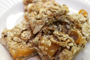 Sticky Granola Bars